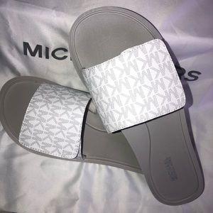 Michael Kors Women's Slides